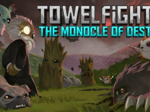Towelfight 2: The Monocle Of Destiny reader review – suave insanity