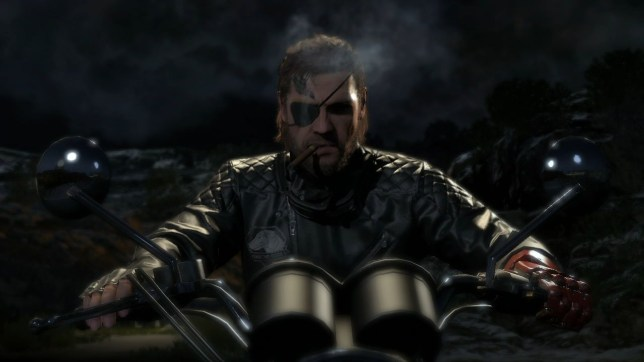 Metal Gear Solid V: The Phantom Pain - but which Snake is this?