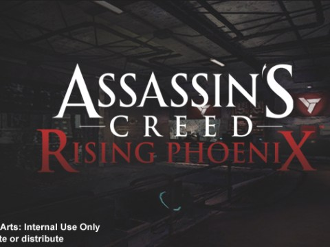 Assassin's Creed: Rising Phoenix is new game or movie?