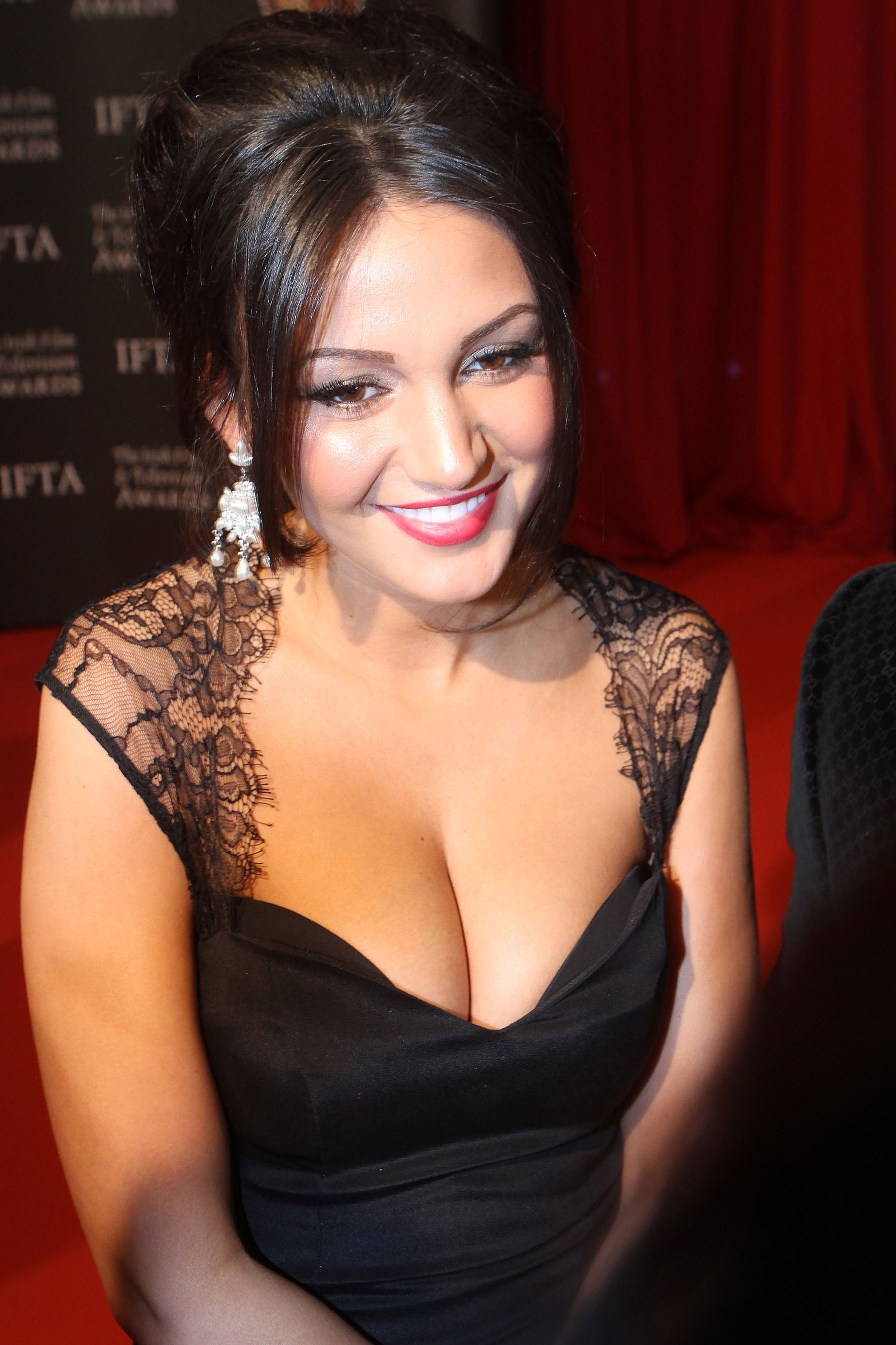 Michelle Keegan Cleavage Of The Year