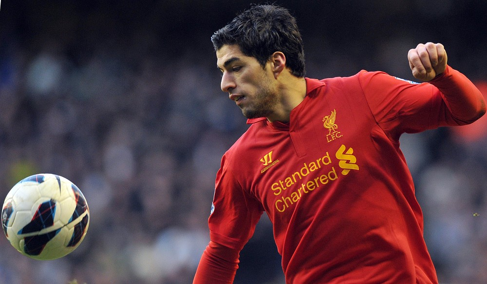 Liverpool don't need to sell Luis Suarez, insists boss Brendan Rodgers