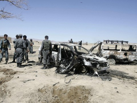 11 youngsters 'killed in Nato air strike on Taliban'