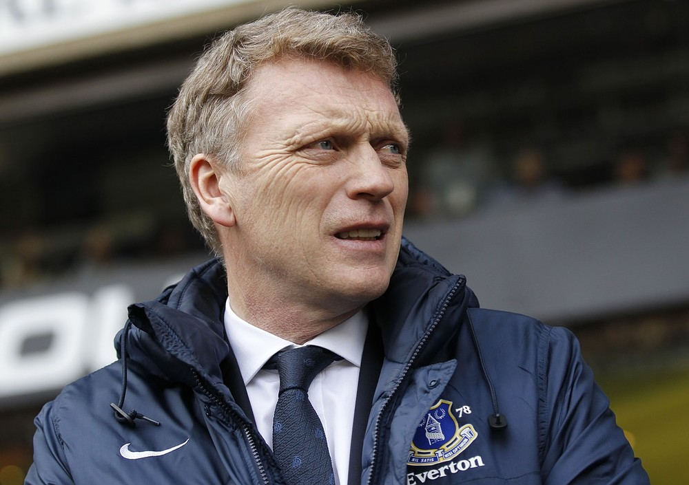 David Moyes says his squad is too thin to cope with a European campaign (Picture: AP)
