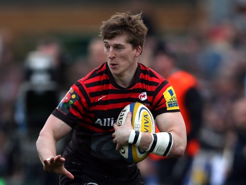 David Strettle determined to make Saracens the best team in Europe