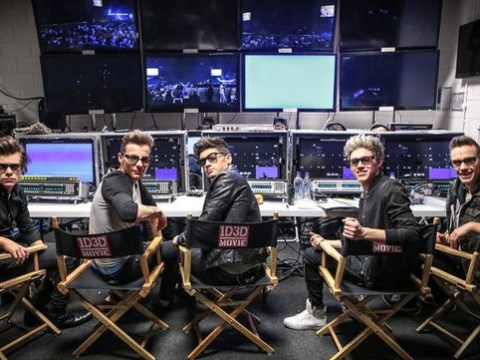 One Direction using portable studio as Christmas treat for fans is revealed