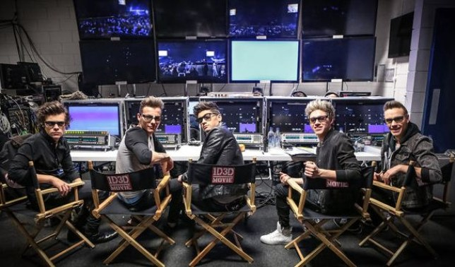 The One Direction boys have been followed by Morgan Spurlock's camera for the 3D film