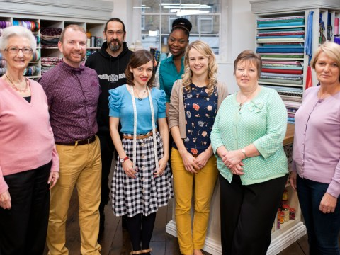 Great British Sewing Bee debuts to warm reaction on Twitter