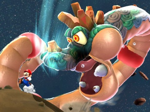 Games Inbox: Super Mario Galaxy 2 best game of the decade, Master Chief in Smash Bros., and Breakpoint boredom