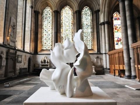 Gallery: Helaine Blumenfeld's Messenger of the Spirit sculptures unveiled