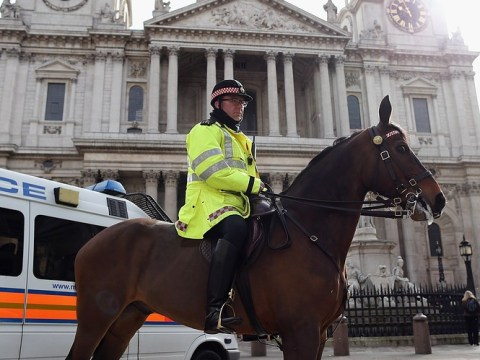 Margaret Thatcher funeral: Police tell protesters to come forward