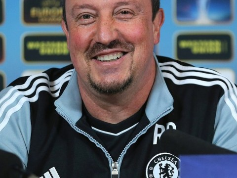 Chelsea fans I meet really like me, insists Rafa Benitez