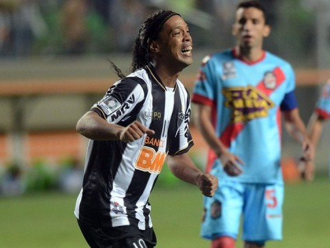 VIDEO: Flipping great tribute to football legend Ronaldinho