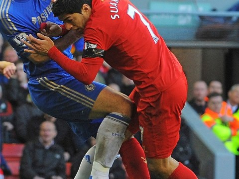Luis Suarez bite on Branislav Ivanovic 'exaggerated because it's in England' – Albert Luque