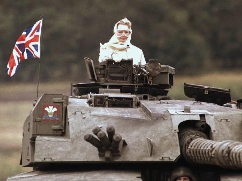 Gallery: Margaret Thatcher dies – her life in pictures