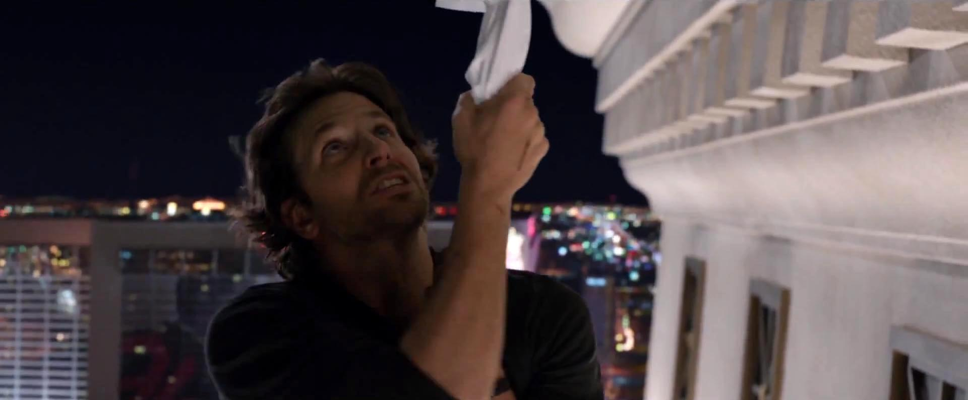 Bradley Cooper unleashes more wacky antics in new trailer for The Hangover Part III