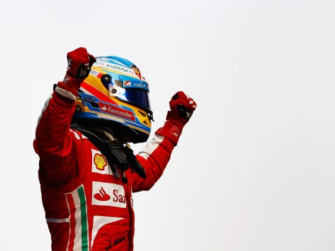 Gallery: Fernando Alonso wins the Chinese F1 Grand Prix – 14 April 2013