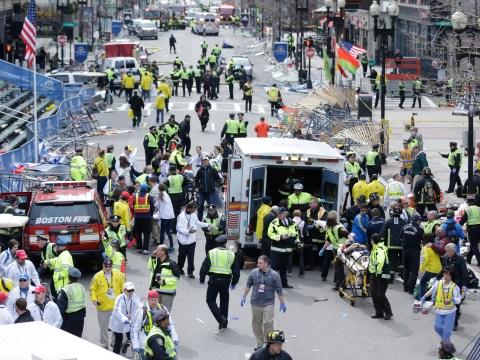 Boston marathon bombings: Police deny suspect has been arrested after CCTV breakthrough