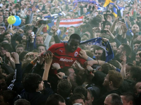 Cardiff City secure promotion to Premier League after 0-0 draw with Charlton