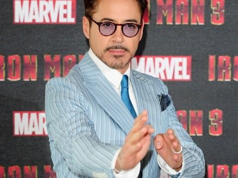 Robert Downey Jr jokes about Iron Man 4 as he hints he won't be returning as Tony Stark