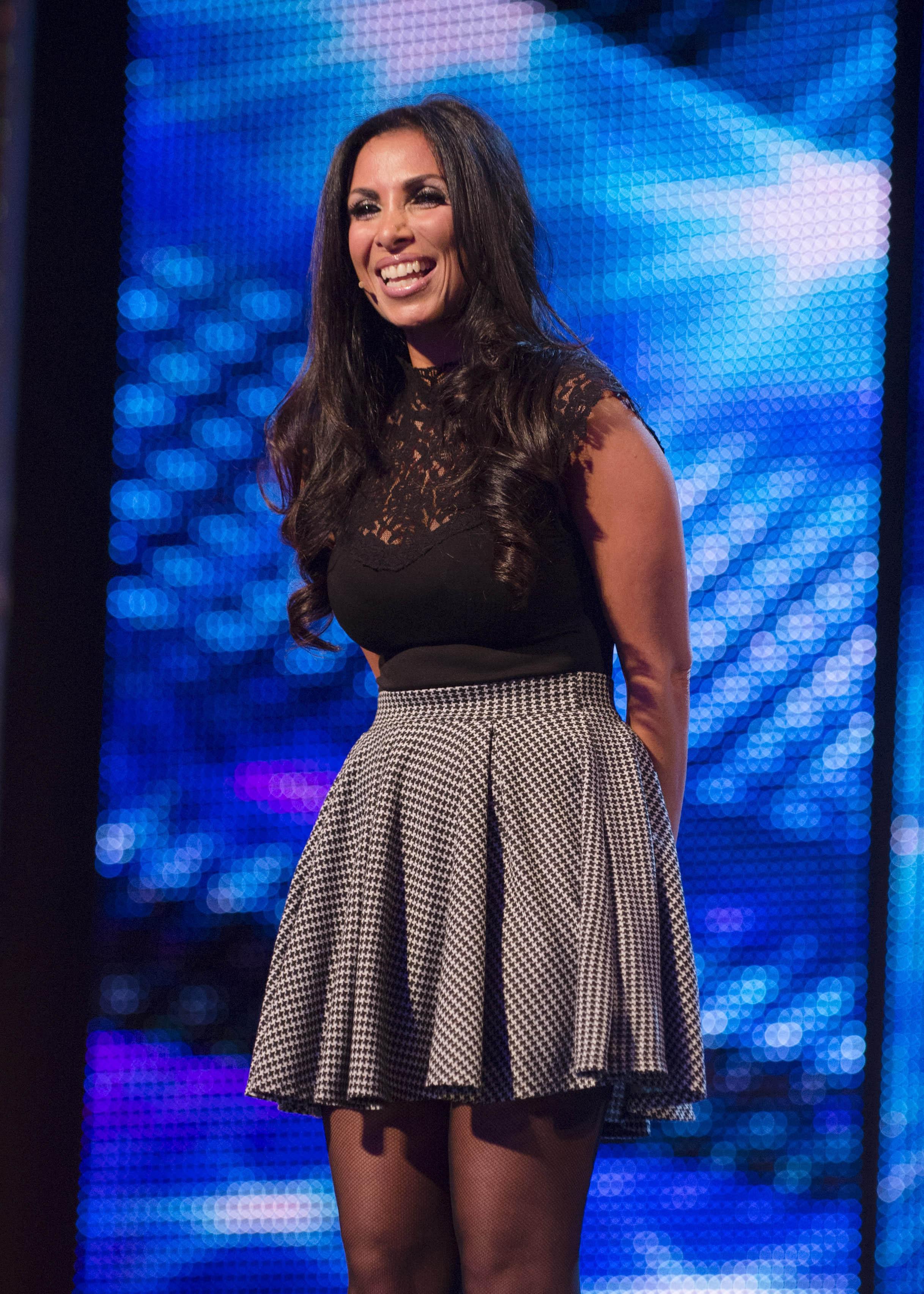 Britain's Got Talent favourite Francine Lewis slams old friend Katie Price