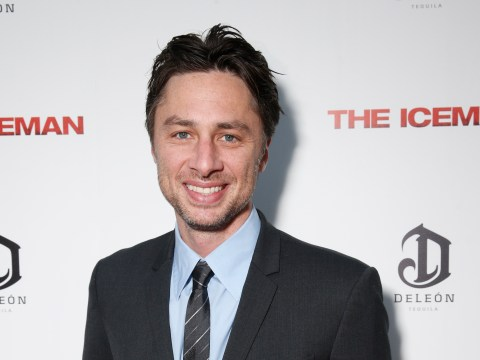 Zach Braff sets up Kickstarter to raise funds for Garden State sequel Wish I Was Here