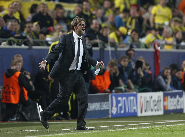 Borussia Dortmund expecting Jurgen Klopp's departure to Manchester United