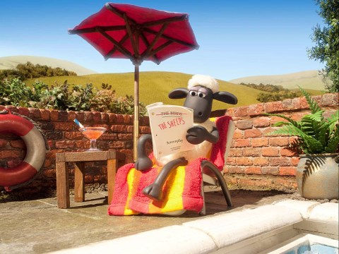 Shaun The Sheep to make big screen debut in 2015
