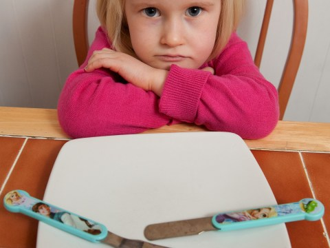 Meet the five-year-old who's constantly hungry