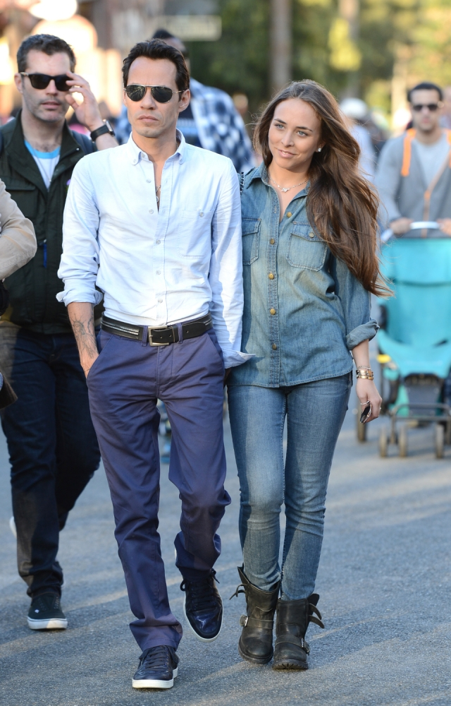 Chloe Green left 'devastated' after being dumped by Marc Anthony