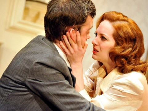 Katherine Parkinson shines in Before The Party, a gleeful kick at social standing