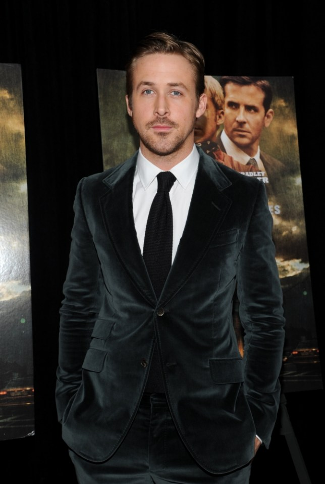 "Actor Ryan Gosling attends the premiere of Focus Features' ""The Place Beyond The Pines"" at the Landmark Sunshine Theater on Thursday March 28, 2013 in New York. (Photo: Evan Agostini/Invision/AP)"