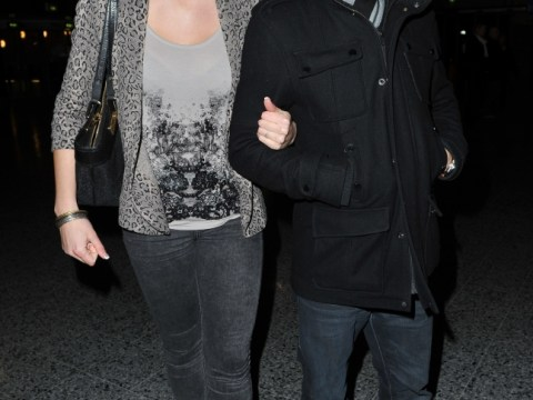 Gemma Atkinson reveals secret engagement to Britain's Got Talent boyfriend Liam Richards