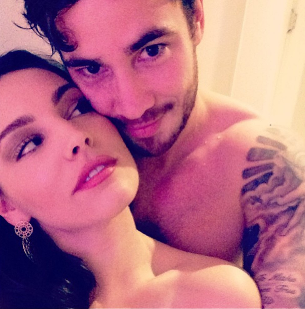 Kelly Brook casts doubt over Danny Cipriani reunion declaring: 'I'm single'