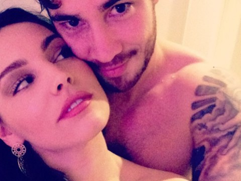 Kelly Brook unfollows Danny Cipriani on Twitter (but he still follows her)