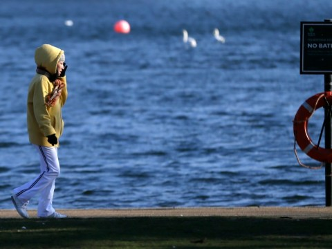 You can forget about the BBQ: Britain set for a wet and cold summer