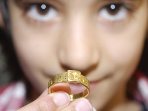 Was this cursed Roman ring JRR Tolkien's inspiration for The Hobbit and Lord Of The Rings?