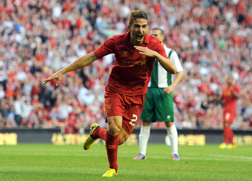 Fabio Borini, Liverpool, Sunderland