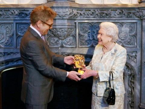 Gallery: Queen Elizabeth II And The Duke Of Edinburgh Hold A Rec