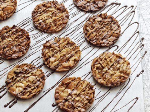 How to cook Will Torrent's apricot and ginger florentines