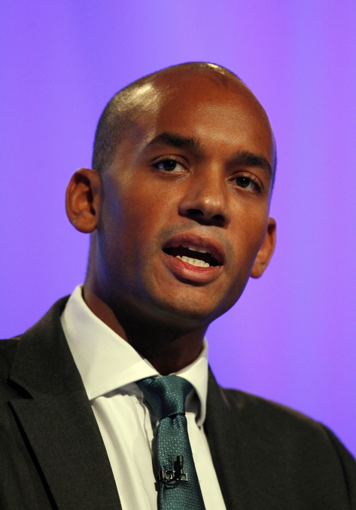 Labour MP Chuka Umunna sorry for nightclub 'trash' comment on elitist website