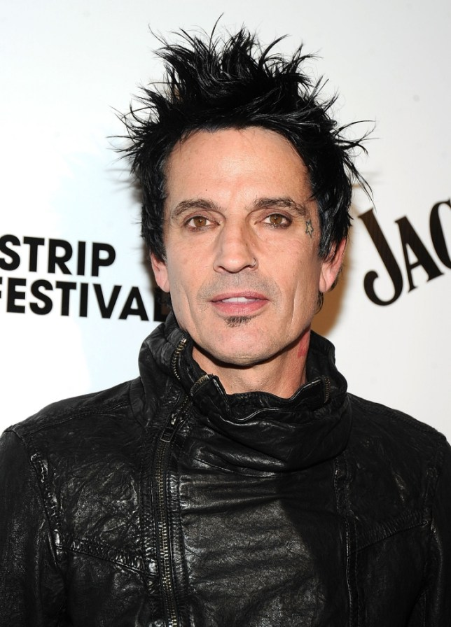 Tommy Lee of Mötley Crüe (Picture: Frazer Harrison/Getty Images)