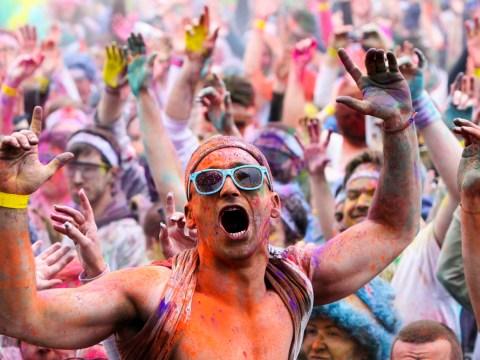 Gallery: Colour Run fun in Porto – 7 April 2013