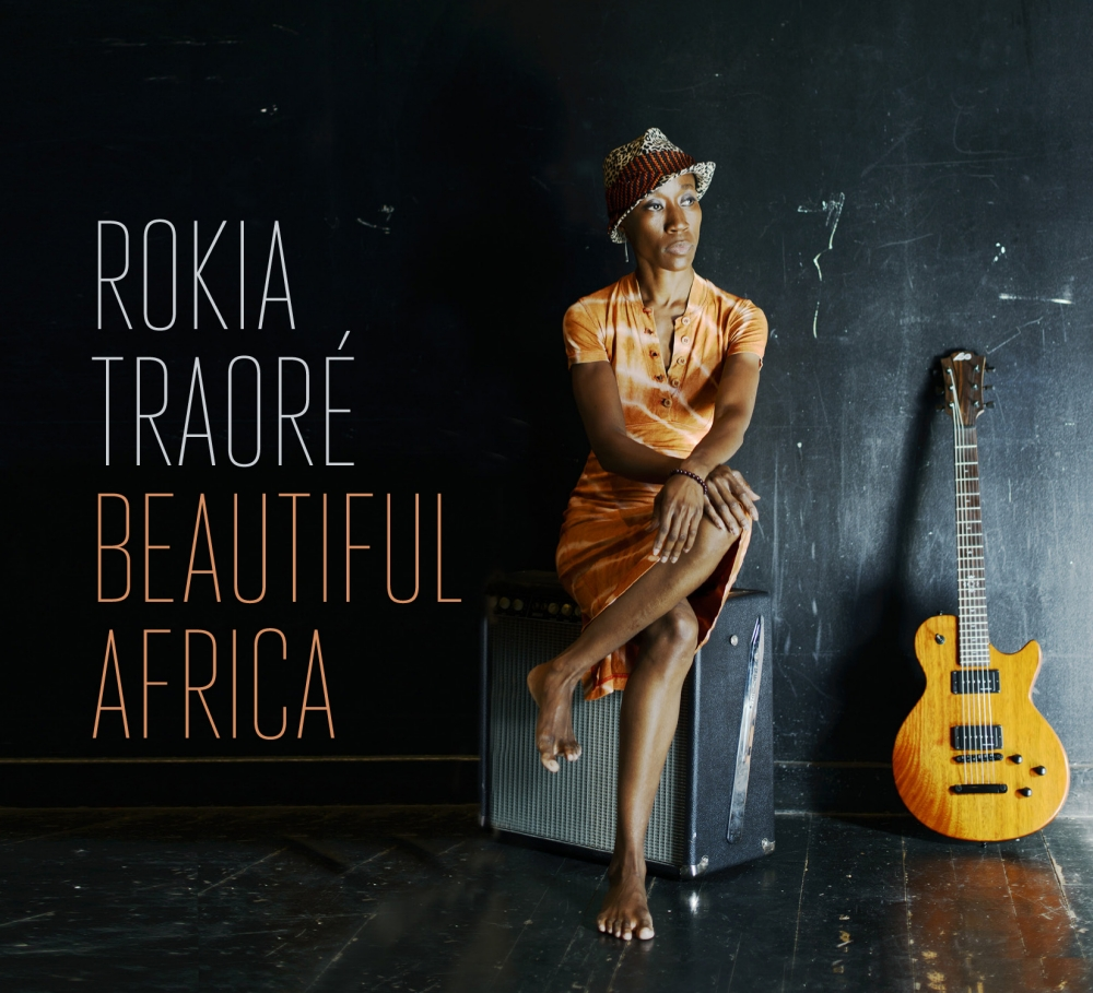 Malian songstress Rokia Traore adds passion to Beautiful Africa (Picture: File)