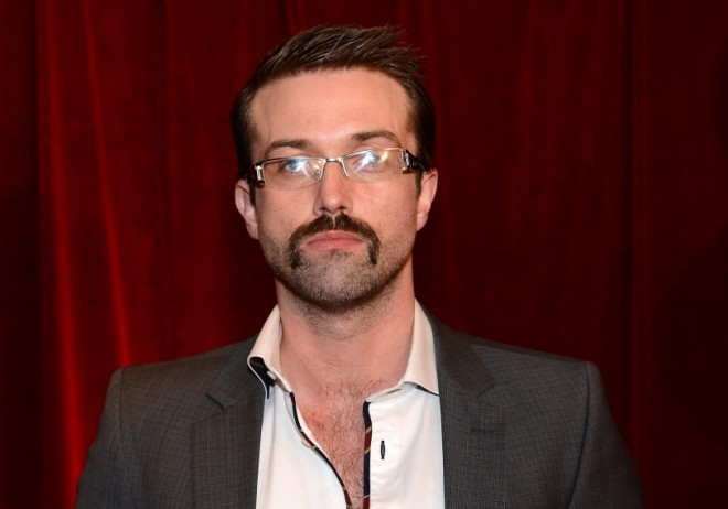 Emmett J Scanlan loves to be scared out of his wits (Picture: Getty)