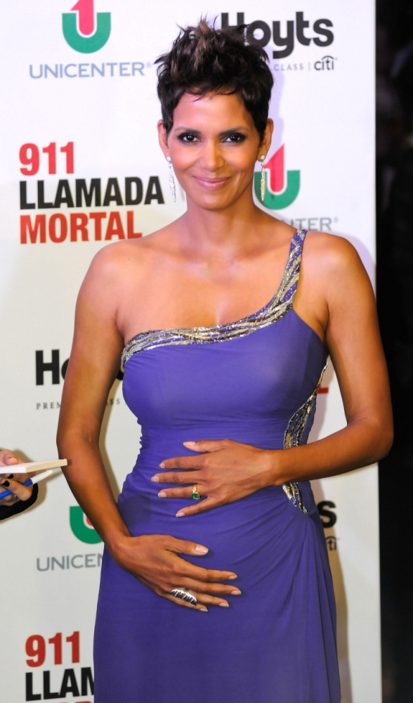 Halle Berry breaks silence on pregnancy: It's been the biggest surprise of my life