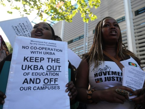 London Metropolitan University allowed to take international students again after Home Office lifts visa ban
