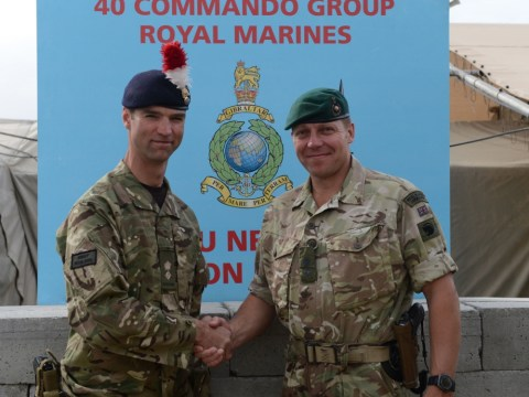 Last Royal Marines leave Afghanistan after decade of sacrifice