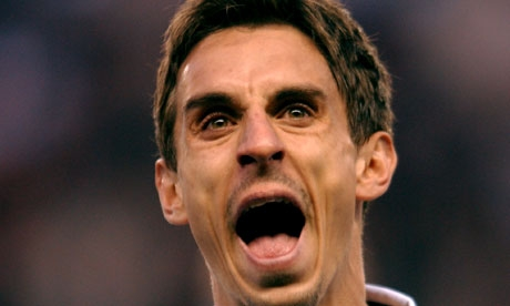 Cash-strapped Bury deny reports former Manchester United star Gary Neville paid players' wages