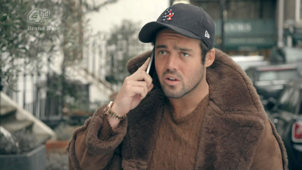 Spencer Matthews defends scathing Made In Chelsea outburst: Louise Thompson is troubled and possessive