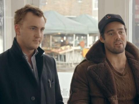 Made In Chelsea's Spencer Matthews v Francis Boulle: Celebrity Face Off